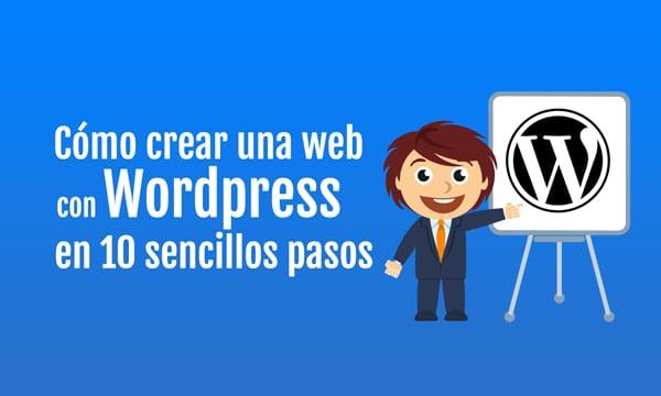 Cómo crear una web con Wordpress