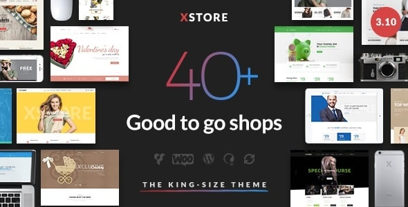 XStore plantilla Wordpress y Woocommerce